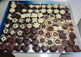 Čokoládové potěšení recept