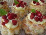 Paštičky s krémem a ovocem recept