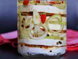 Nakládaný hermelín se sušenými rajčaty recept