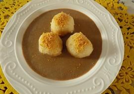 Šimlena s halečkami (studená povidlová omáčka) recept ...