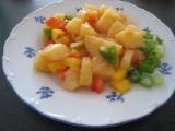 Bramborový salát s paprikou recept