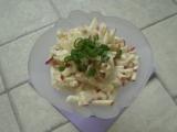 Celerový salát s cibulí a jablky recept