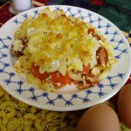 Levné těstoviny recept