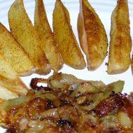 Grilované brambory recept
