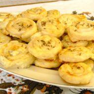 Sýroví šneci recept