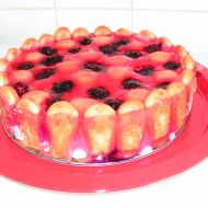 Maďarský nepečený dort recept