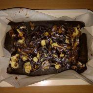 Cheesecake brownies recept