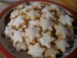 Tvarohovo-vanilkové hvězdičky recept