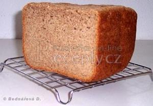 Nivovo-česnekový chléb