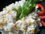 Fenyklové rizoto s kukuřicí a smetanou recept