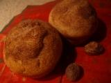 Skořicové muffiny recept