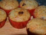Banánovo čokoládové muffiny s arašídovým máslem recept ...