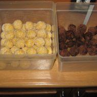 Nepečené kokosové kuličky recept