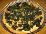 Listový koláč s brynzou a kapustou recept