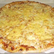 Pizza quattro formaggi recept