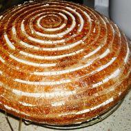 Dlouho kynutý bílý kváskový chléb s podmáslím recept