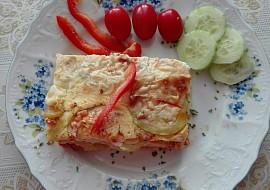 Lasagne z cukety recept