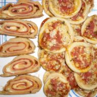 Pizza šnek recept