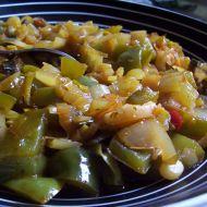 Dušená zeleninová příloha recept
