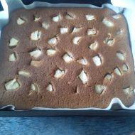 Jablkový pudinkový perník recept