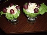 Letní kuřecí salát recept