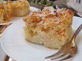 Jednoduchý drobenkový koláč recept