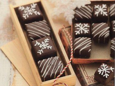 Originální vánoční bonboniéra