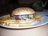 Homemade hamburger's recept