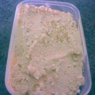 Vajíčková pomazánka se sýrem recept