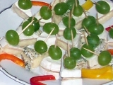 Plněný hermelín recept