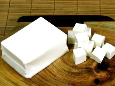 Recept Krém z tofu a sezamu