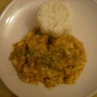 Pikantní sójové nudličky z Krnova recept