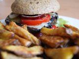 Domácí portobello burgery recept