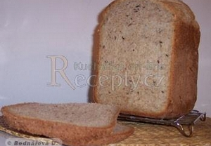 Kefírový chléb