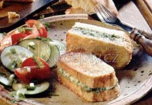 Sýrové toasty