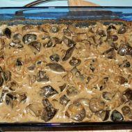 Pečené smetanové houby recept