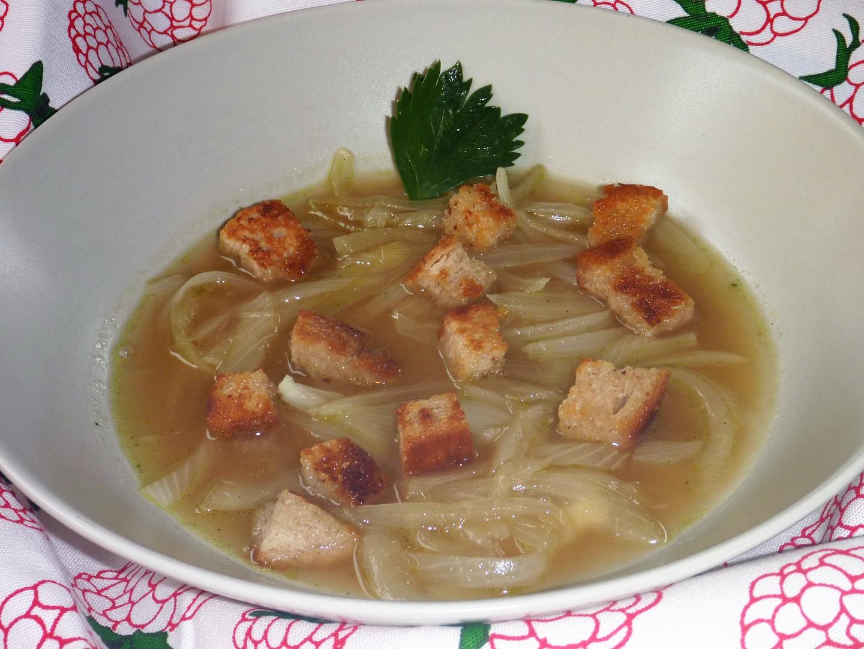 Miso cibulačka recept