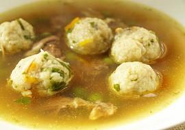 Morkové knedlíčky jemné  zavářka do polévky recept