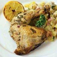 Svěží kuře na citronu recept