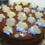 Sladký ořechový dort recept
