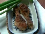 Medové kuřecí paličky recept