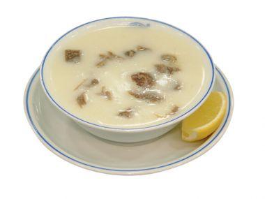 Recept Krémová houbová polévka