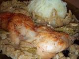 Kapustové kuře Remčula recept