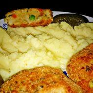 Zeleninové fašírky recept