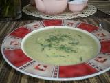 Okurková polévka recept
