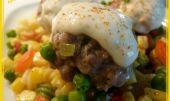 Zeleninové těstoviny s krevetami: Rychlá večeře s minimem kalorií ...