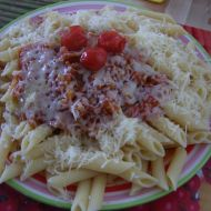Spaghetti al pomodoro recept