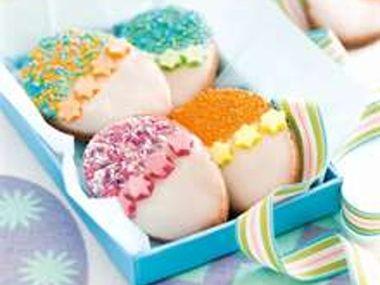 Velikonoční perníčky zdobené