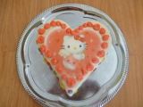 Dort s Hello Kitty 2 recept
