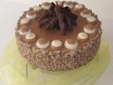 Vydejte se do čokoládového ráje Čokoládový dort s panna cottou ...